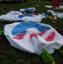 Tie-Dye Obama T-Shirts