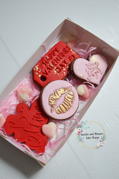 Valentines Day Cookie Pack
