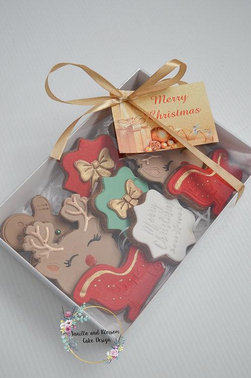 Christmas Cookie Packs