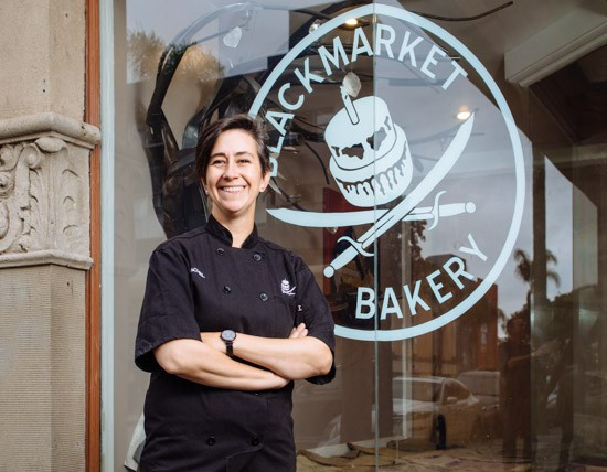 Black Market Bakery