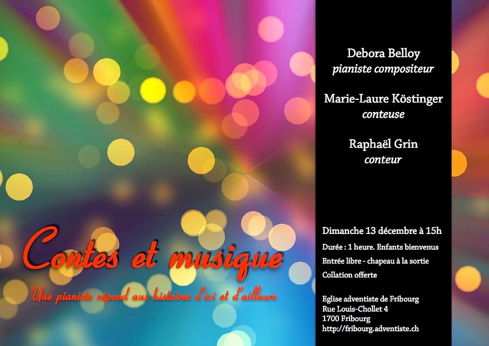 Contes et musique 2015