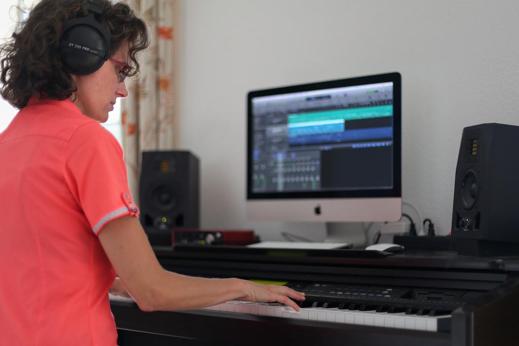 Piano & studio 6/6