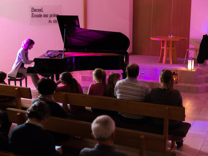 Contes et musique, dimanche 13 décembre 2015 à 15h00