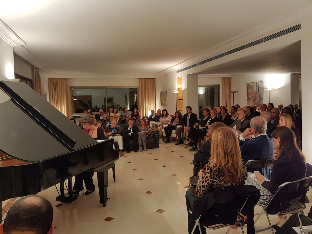 Concert à Beyrouth, Liban 2/5