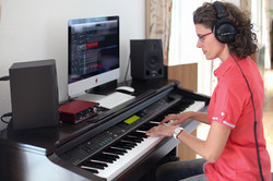 Piano & studio 5/6