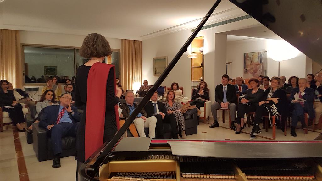 Concert à Beyrouth, Liban 1/5