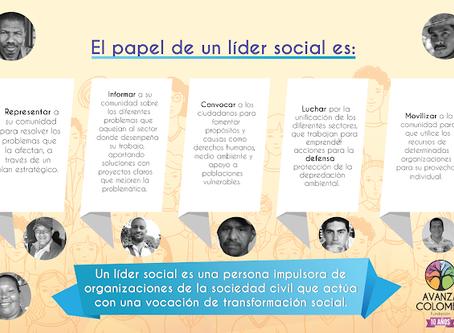 Por qué es importante un líder social