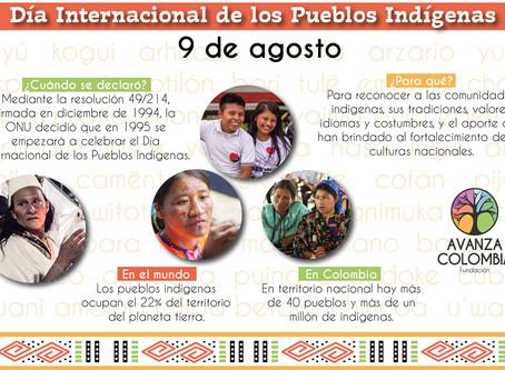 Datos a tener en cuenta sobre el Día Internacional de los Pueblos Indígenas.