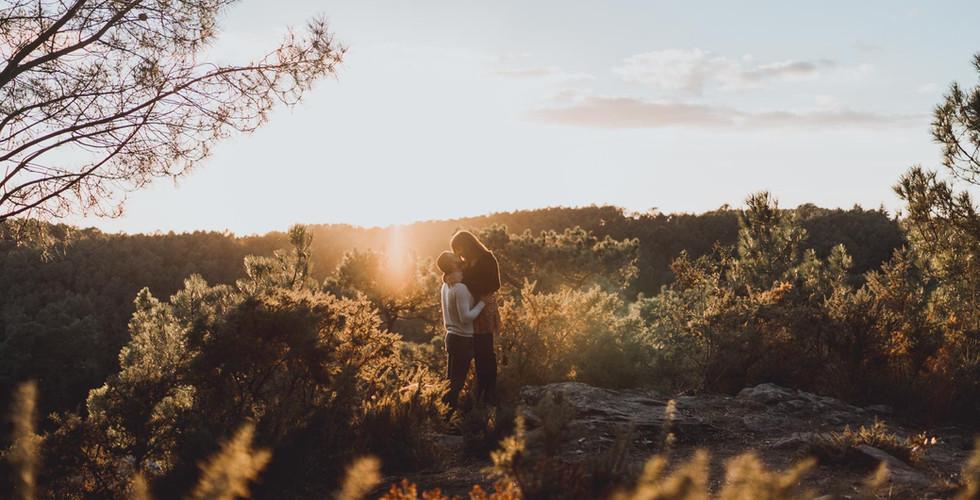 photographe mariage et couple boho folk en France