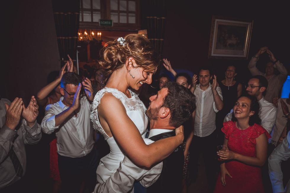 photos originale de soirée de mariage
