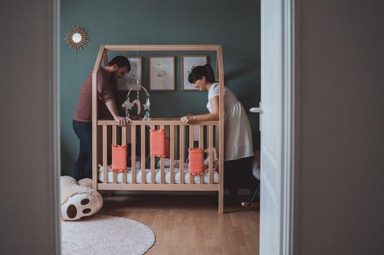 photographe de grossesse, naissance et lifestyle à Nantes