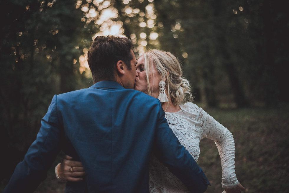 Duo photographe vidéaste de mariage en Occitanie à Ambialet Albi et Montpellier. Orangerie de Salies