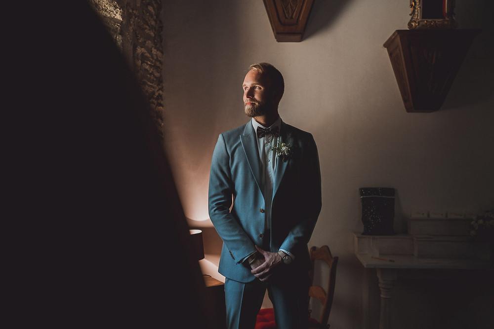 Duo photo et vidéo de mariage à Nantes au Château de Guérande, en Loire-Atlantique dans les Pays de la Loire.