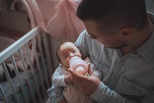 Photographe de bébé et naissance en Loire-Atlantique à Nantes