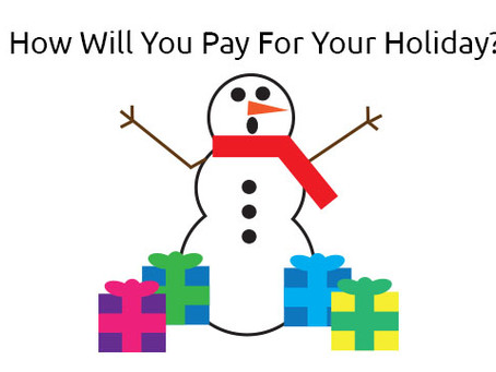 4 Ways to Help Pay for Your Holiday