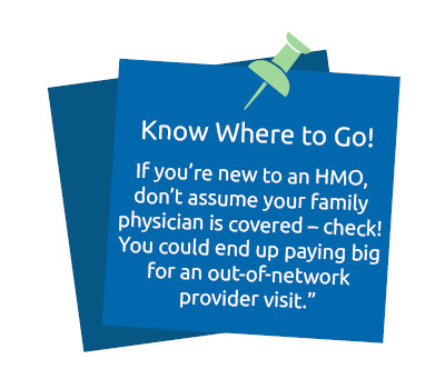 Understanding Your New Health Plan: HMO