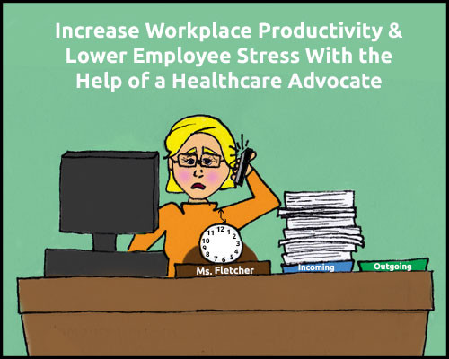 Increase Productivity & Lower Stress