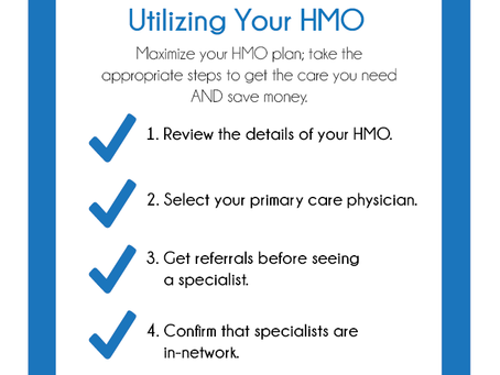 Know Your Plan Part 1: Utilizing Your HMO