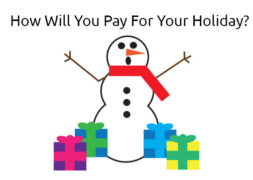 4 ways to pay for your holiday