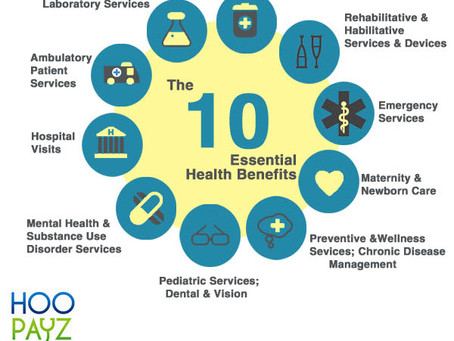 10 Essential Health Benefits