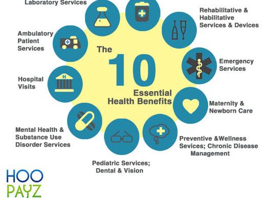 10 Essential Health Benefits