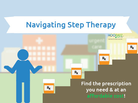 Navigating Step Therapy: Part 1