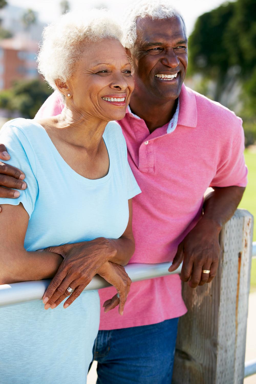 SeniorAfricanAmericanCouple