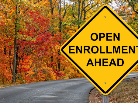 It's Time For Medicare Open Enrollment