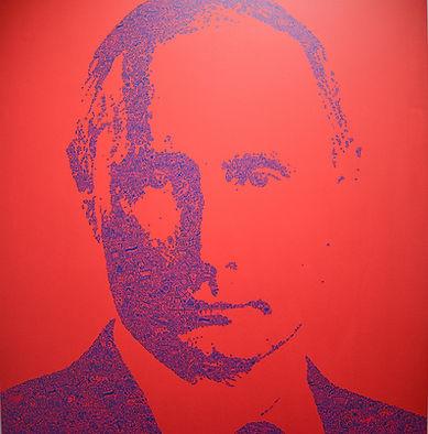 Vladimir Putin Mr Doodle