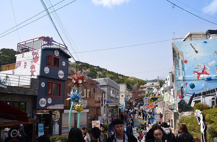 Bucheon Cultural Village Busan