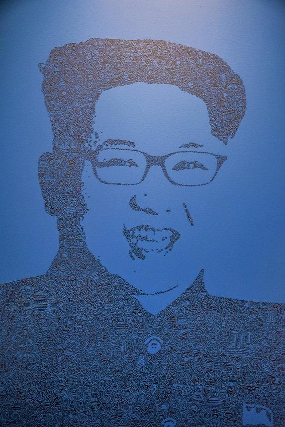 Kim Jong-un (김정운) Mr Doodle