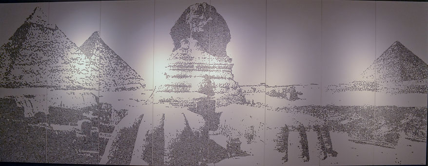 Great Sphinx of Giza Mr Doodle