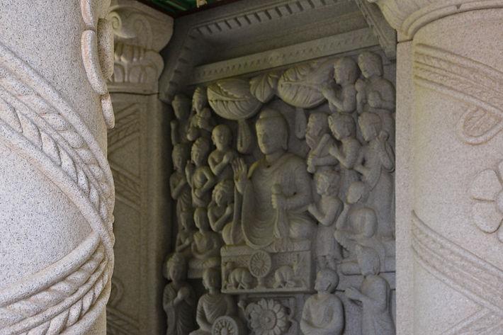 Buddha Doraeji Temple Supjaegi park