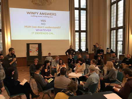 Liberating Structures Immersion Workshop in Hamburg