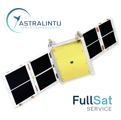 FullSat: Hosted Payload Dedicated Mission