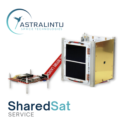 SharedSat: Hosted Payload Shared Mission