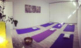 Sala per rilassamento di gruppo