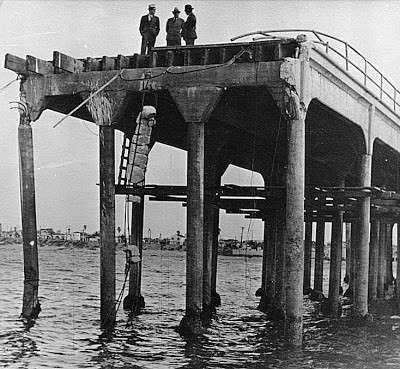 Huntington Beach Pier 1939