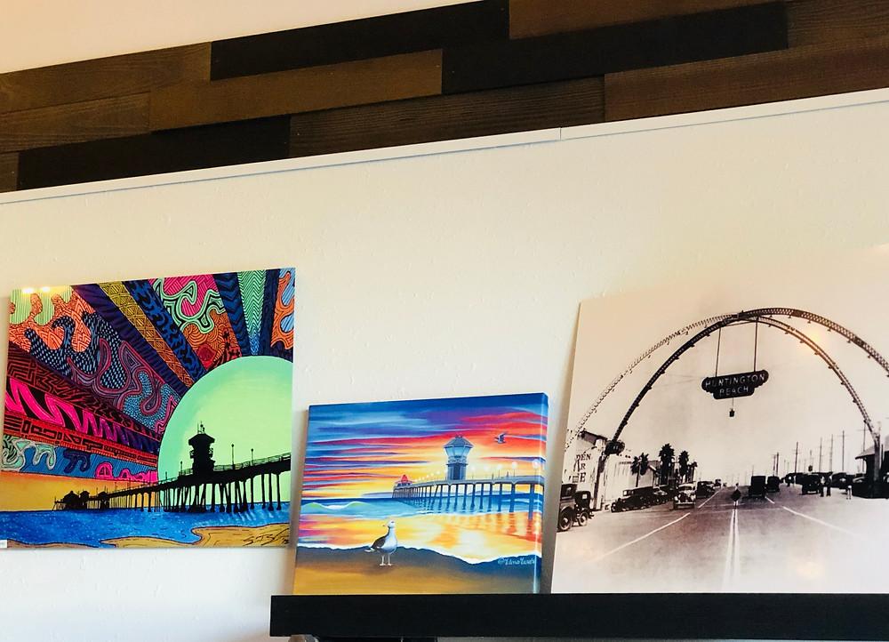 Huntington Beach local artwork for sale
