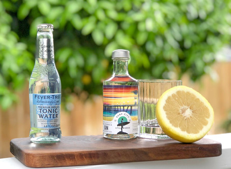HAPPY NATIONAL GIN & TONIC DAY