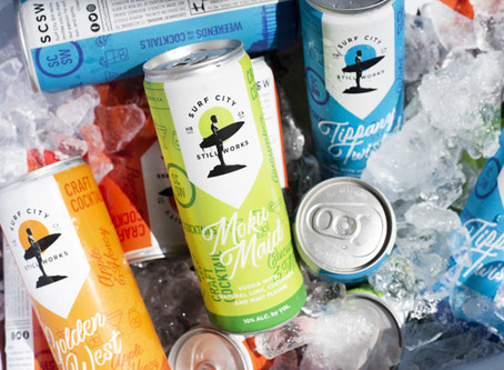 MEET OUR CANNED CRAFT COCKTAILS!