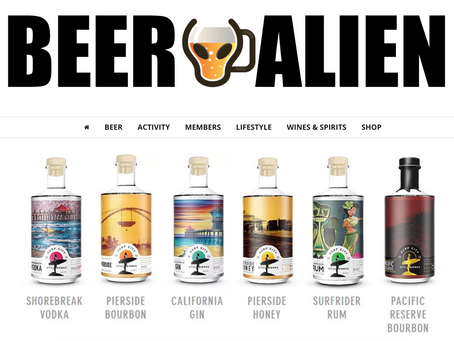 SCSW HIGHLIGHTED ON BEER ALIEN BLOG