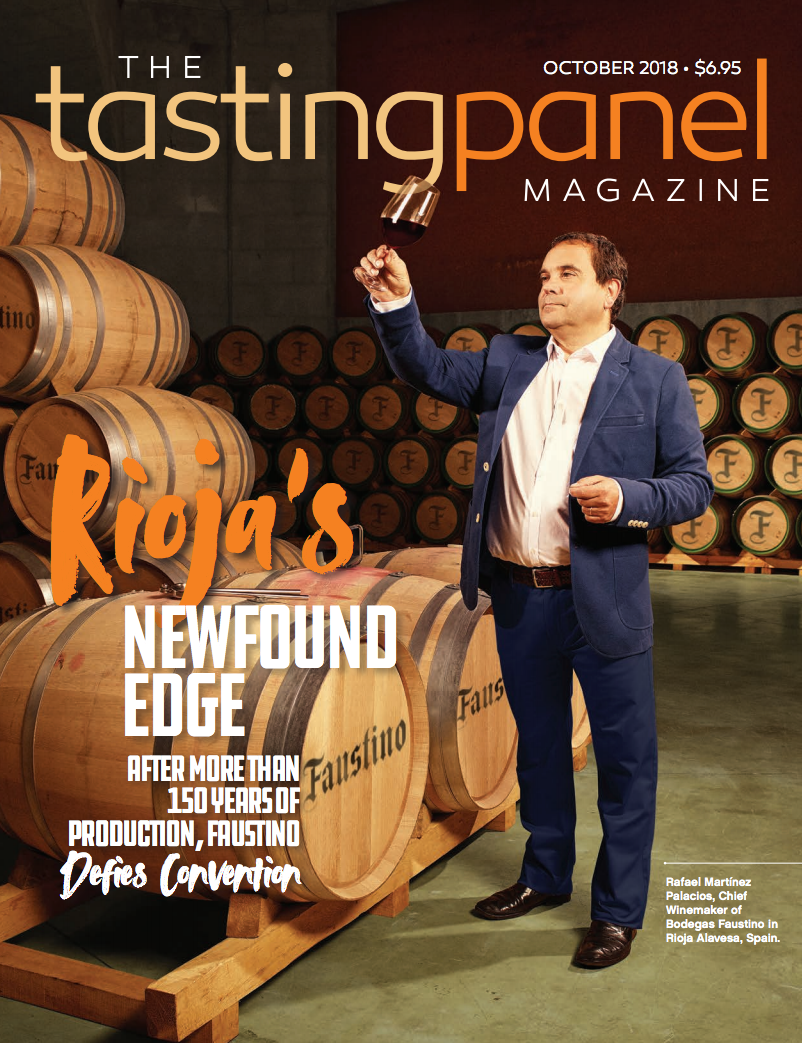 Tasting Panel October 2018 Issue