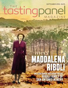 Tasting Panel Magazine, September 2018