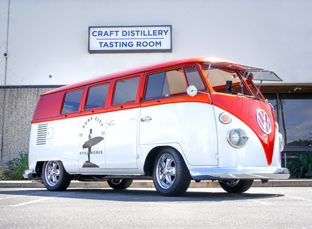 MEET OUR '65 VW SPLIT WINDOW BUS