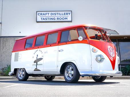 MEET OUR '65 VW SPLIT WINDOW BUS
