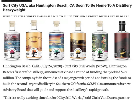 "SURFER.COM HIGHLIGHTS SCSW AS ""DISTILLERY HEAVYWEIGHT"""