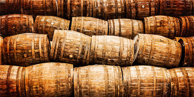 MYTH: The more you age bourbon, the better it gets