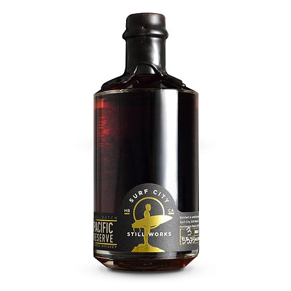 Pacific Reserve Bourbon Whiskey