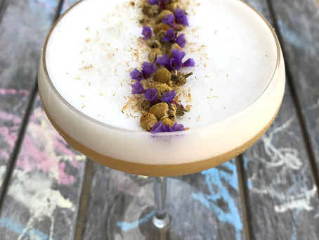 SCSW WHISKEY SOUR CRAFT COCKTAIL RECIPE